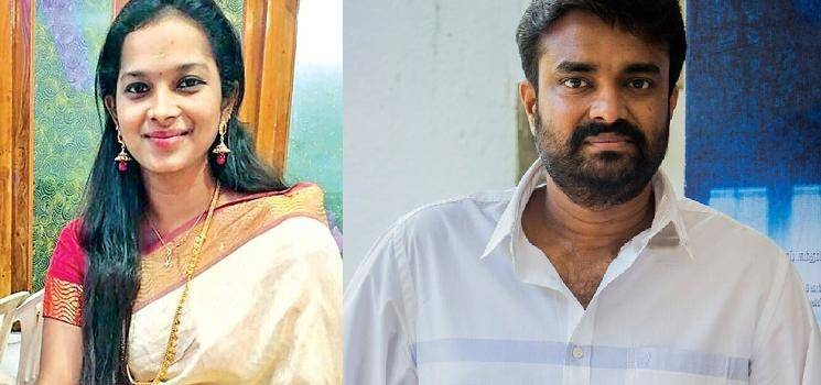 Director Vijay and Aishwarya blessed with baby boy | Wishes pour in