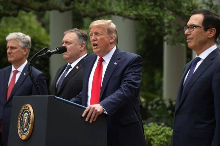 Coronavirus crisis   President Donald Trump terminates US ties with WHO