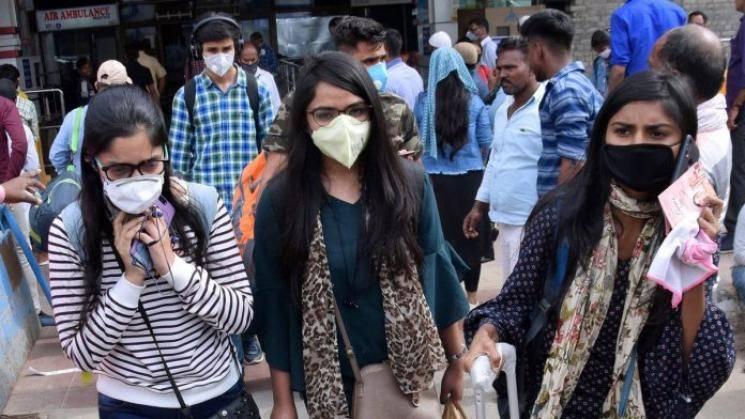 Coronavirus crisis   Not wearing face mask in Tamil Nadu's Salem will lead to arrest