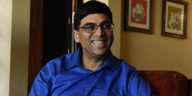 Coronavirus   Viswanathan Anand returns to India after being stuck in Germany for 3 months