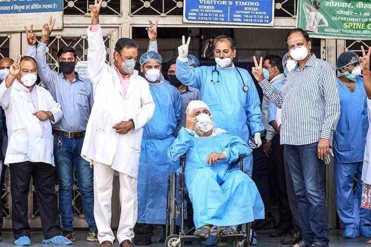 India's coronavirus recovery rate climbs up to 47.76 percent
