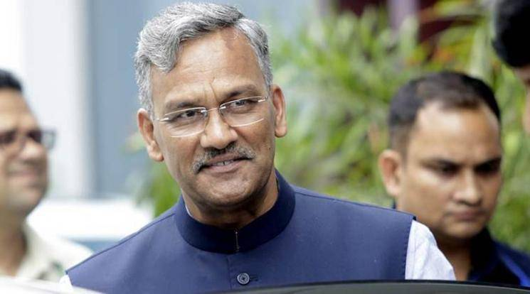 Coronavirus crisis   Uttarakhand Chief Minister under home quarantine along with other ministers