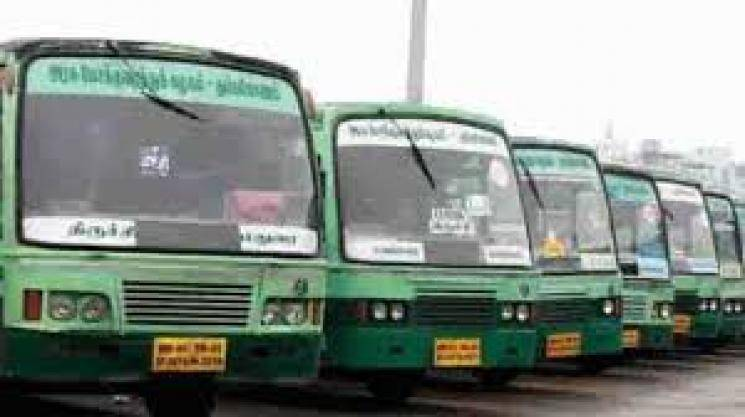 Buses started to run after 68 days in Tamil Nadu