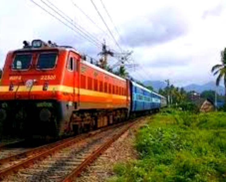 Rail service started in Tamil Nadu