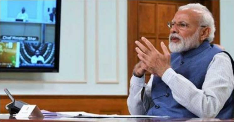 India self sufficient in health sector - PM Modi