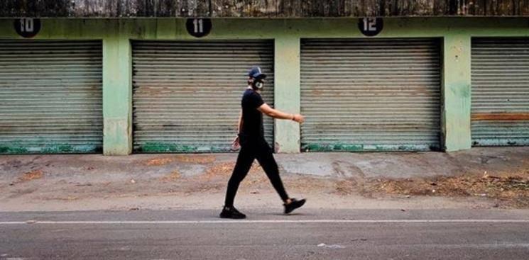 Harish Kalyan Started Early Morning Walking