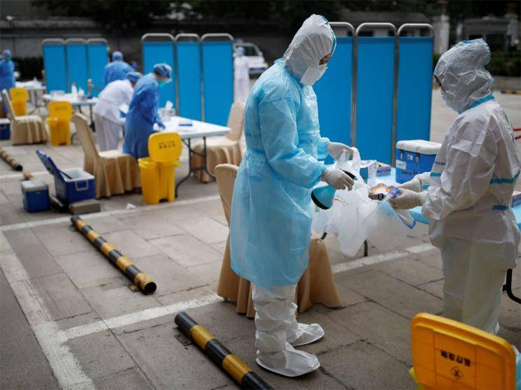 China's Wuhan city achieves big milestone in fight against coronavirus