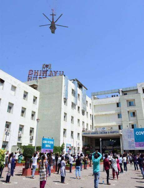Madhya Pradesh hospital becomes first in India to discharge 1,000 coronavirus patients