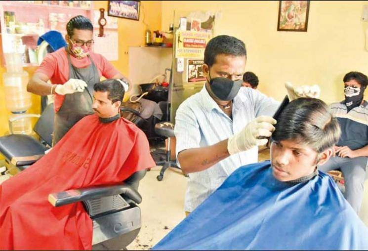 Coronavirus crisis | Aadhaar Card mandatory in salons and beauty parlours in Tamil Nadu