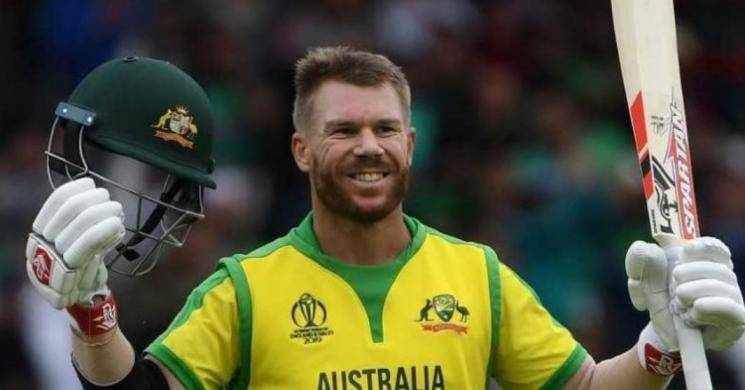 David Warner Dancing For Dhanush Song