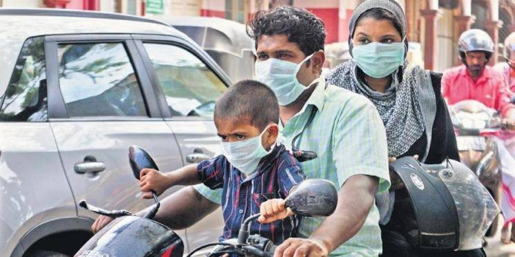 Coronavirus | Wearing masks at home might reduce risk of spread by 79 percent