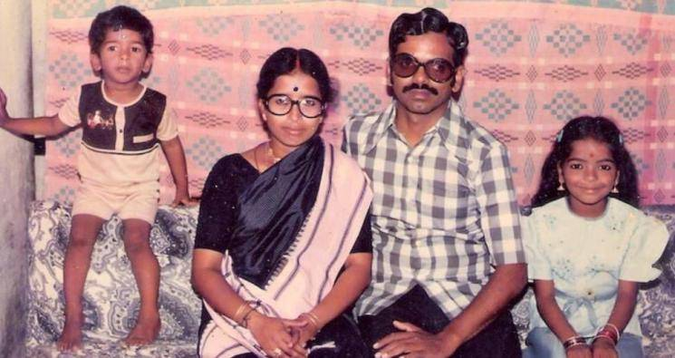 Santhosh Narayanan Shares His Childhood Picture