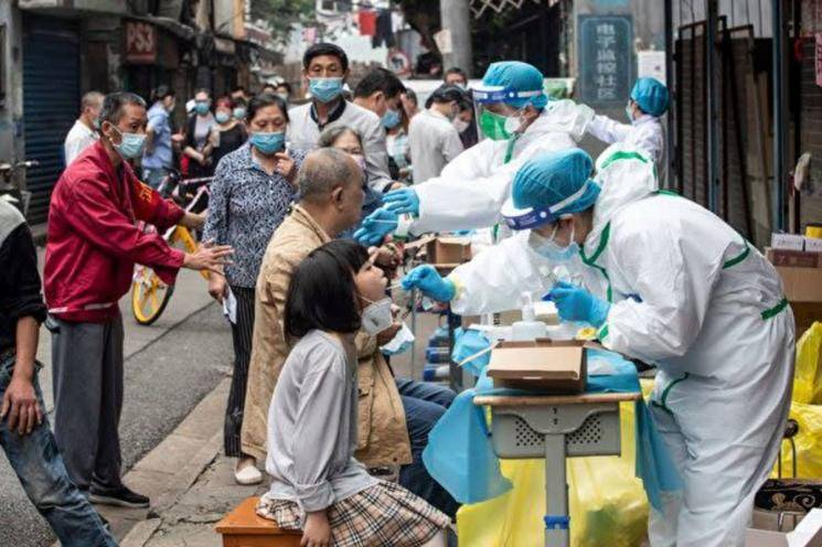 Coronavirus   10 million people tested in China's Wuhan; only 300 asymptomatic cases found