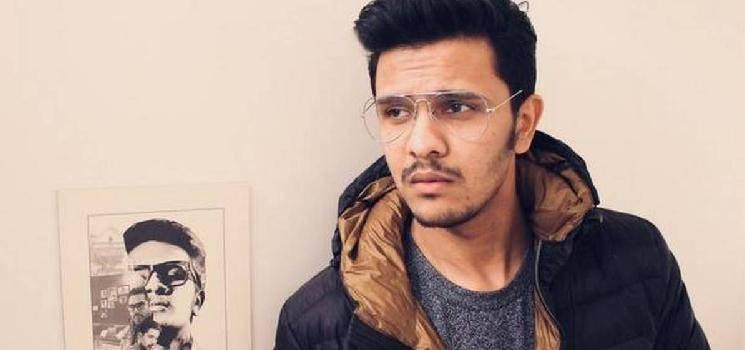 Karthick Naren warns aspiring actors about a fake casting call scam | D 43