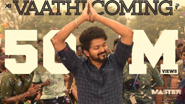 Two records for Thalapathy Vijay in a day!