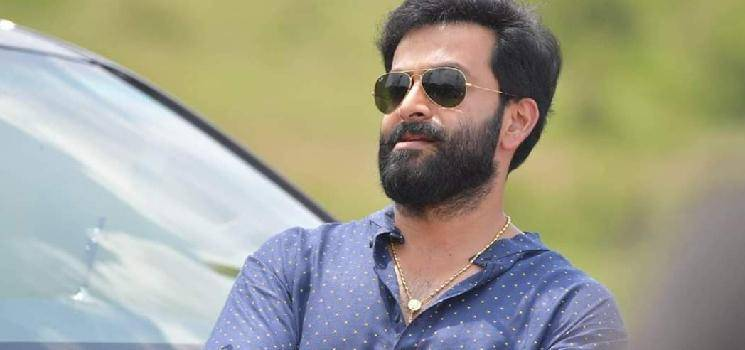 Actor Prithviraj tests negative for COVID-19 Coronavirus - check out his test report!