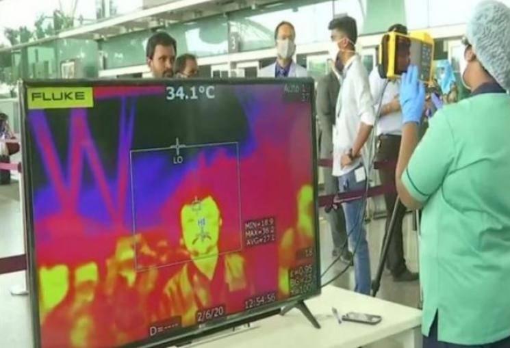 Coronavirus crisis   Bengaluru International Airport takes measures to make air travel contactless