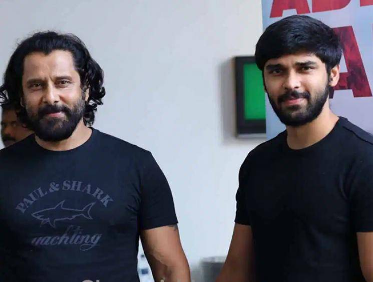 Million Dollar Combo! Chiyaan Vikram and Dhruv to act together | Chiyaan 60
