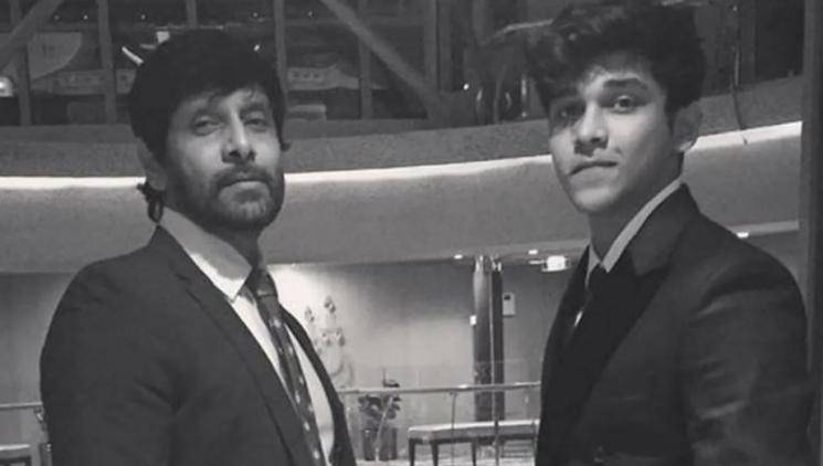 Chiyaan Vikram And Dhruv Vikram To Act Together