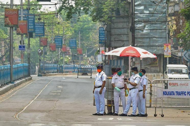 Coronavirus crisis | Kolkata Police face new challenge from masked robbers