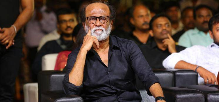 JUST IN: Superstar Rajinikanth's latest breaking statement! Check Out!