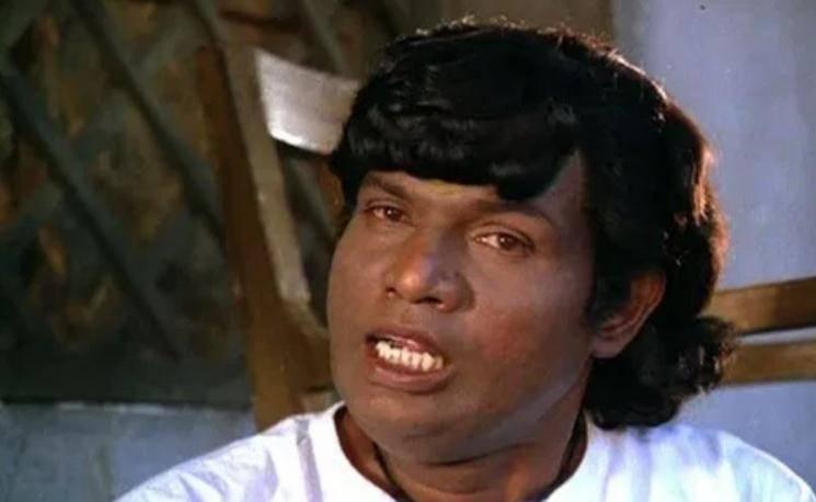 Cricketer Subramani Badrinath Meets Goundamani