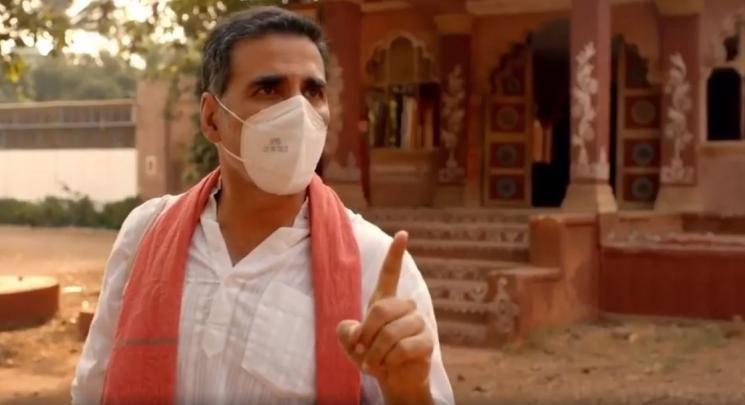 Akshay Kumar Releases Lockdown Shortfilm