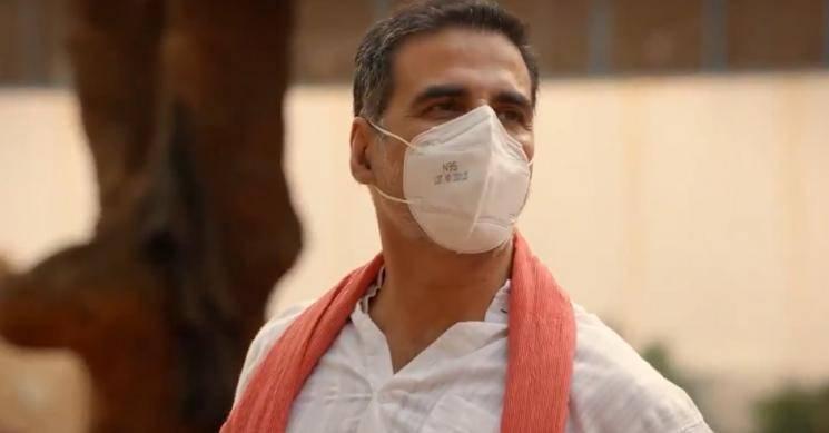 Akshay Kumar's trending shortfilm | COVID 19
