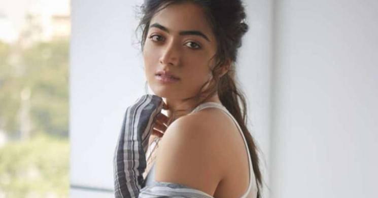 Rashmika Mandanna Shares Her Childhood Coverpage