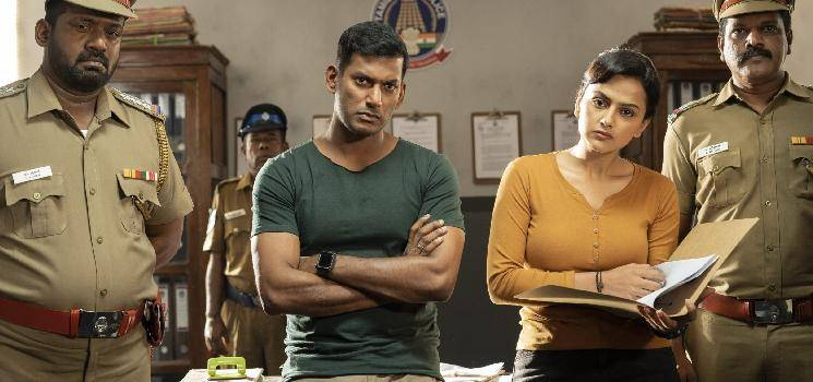Latest Exciting announcement on Vishal's next film! Happy news for fans!