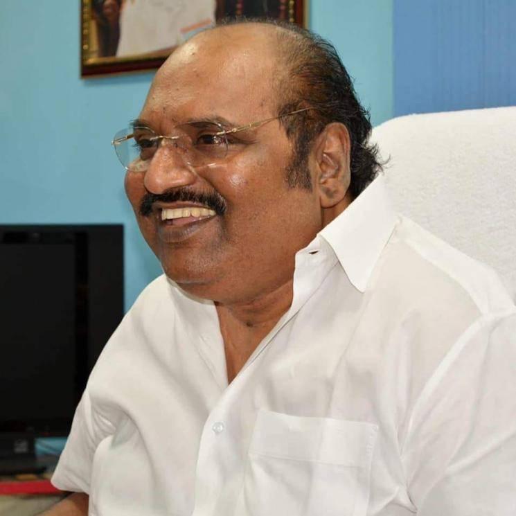 J Anbazhagan's death rumour squashed | Enquires CM Edappadi Palaniswami