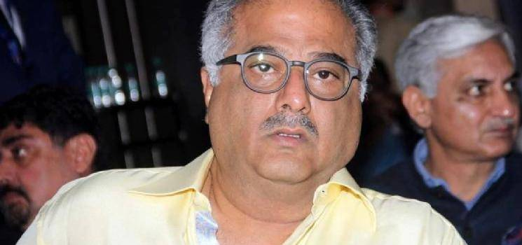 Boney Kapoor and his two daughters get tested for Corona - results are out!