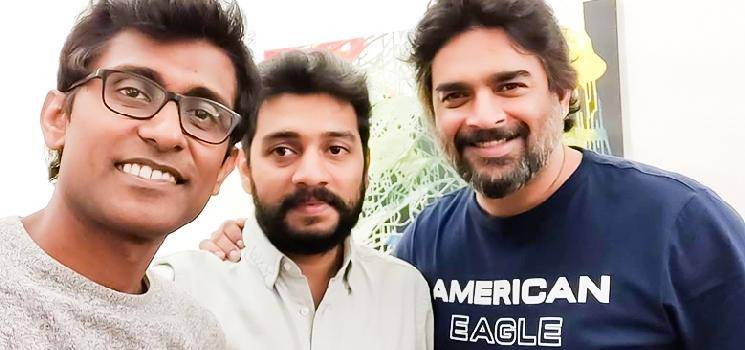 Official Update on Madhavan's next Tamil film - his next after Vikram Vedha!