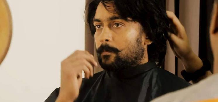 Suriya's surprise announcement for his fans - massive announcement on his next!