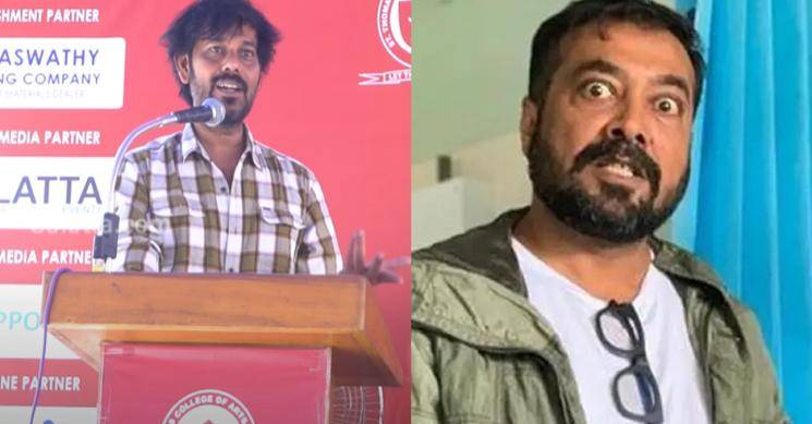 ''Anurag Kashyab is nothing but a fool and selfish'' - Natty