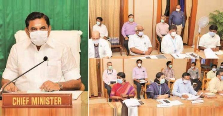Tamil Nadu new lockdown relaxations CM Edappadi