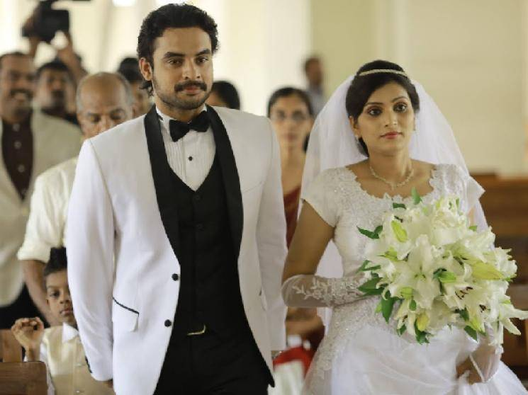 Tovino Thomas & wife Lidia welcome their second child & it's a boy!