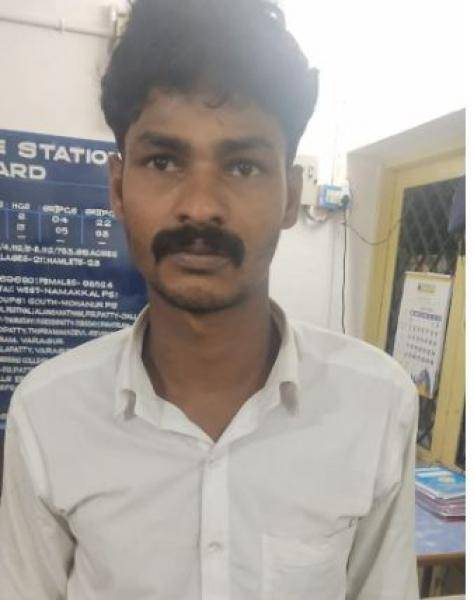 17 yo girl kidnapping sexual harassment Tamil Nadu