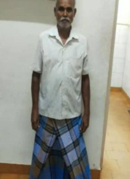 15 yo girl sexually harassed by grandfather Tamil Nadu