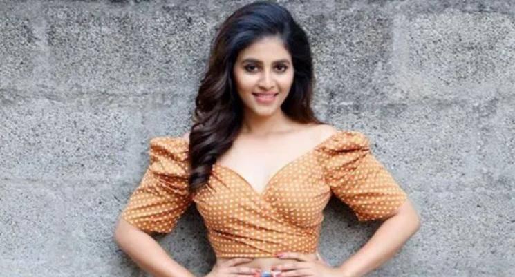 Anjali Completes Dubbing VigneshShivans Webseries