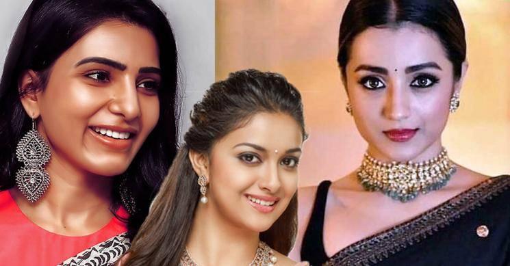 Samantha, Trisha, Manju Warrier come together for Keerthy Suresh's film
