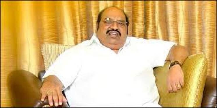 DMK MLA J Abhagan has passed away