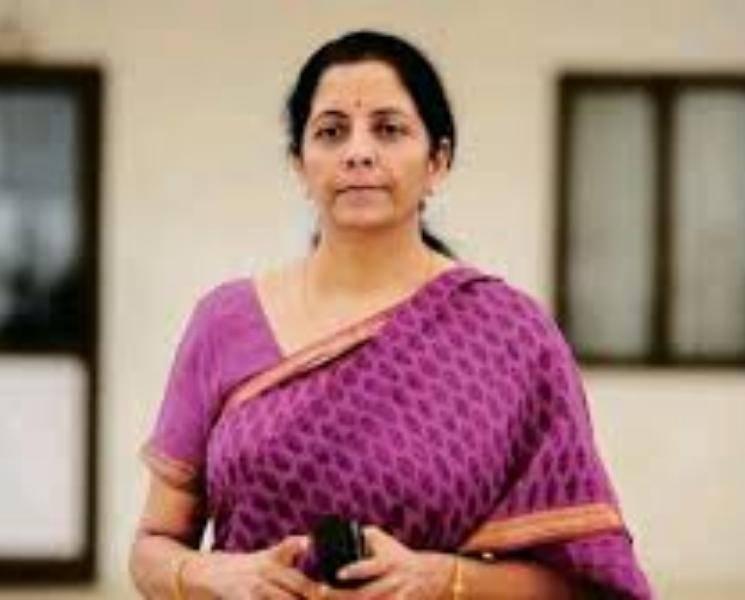 Tamil Nadu Nirmala Sitharaman 335 crore  relief fund