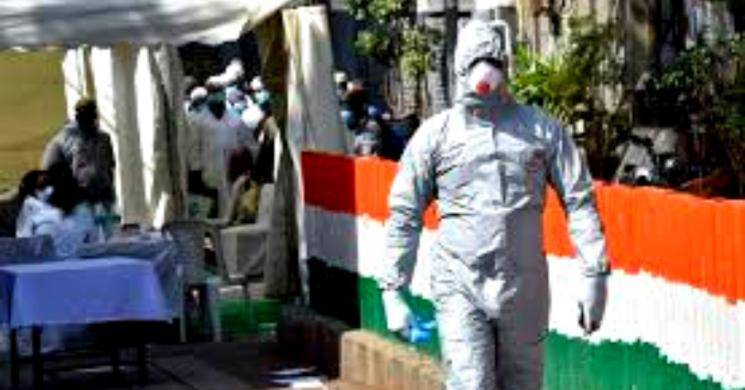 COVID - India becomes 4th most affected country in world