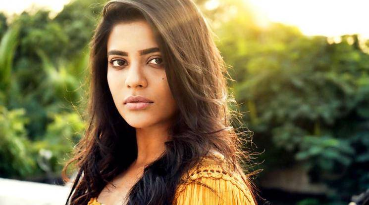 Aishwarya Rajesh Reply Comment To A Fan Goes Viral