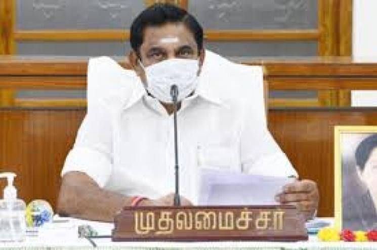 Next lockdown is just rumour - CM Palanisamy