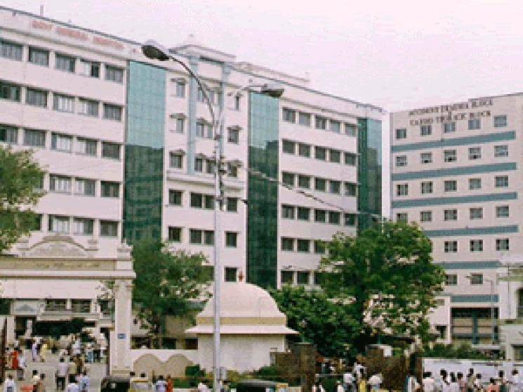 42 students of Madras Medical College test positive for Covid-19