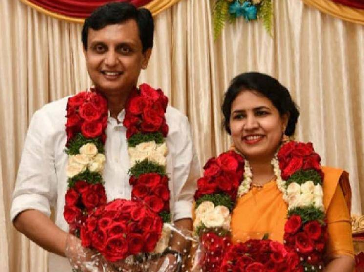 Kerala CM Pinarayi Vijayan daughter Veena marriage