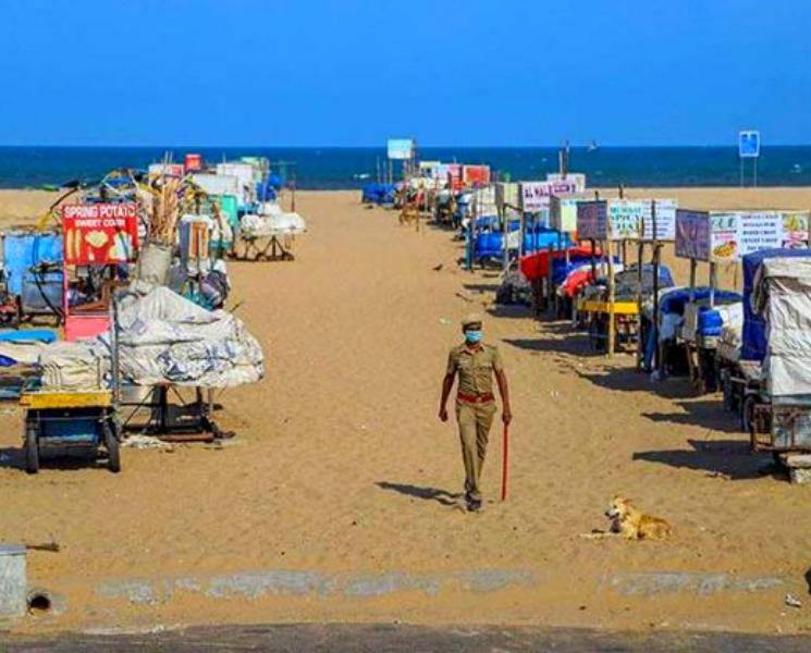Full Lockdown from 19th for Chennai