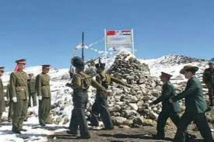 Indian Army China Armed forces total strength